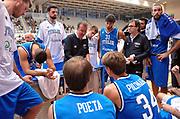 DESCRIZIONE : Trento Nazionale Italia Uomini Trentino Basket Cup Italia Olanda Italy Holland<br /> GIOCATORE : Simone Pianigiani<br /> CATEGORIA : allenatore coach time out<br /> SQUADRA : Italia Italy<br /> EVENTO : Trentino Basket Cup<br /> GARA : Italia Olanda Italy Holland<br /> DATA : 11/07/2014<br /> SPORT : Pallacanestro<br /> AUTORE : Agenzia Ciamillo-Castoria/A.Scaroni<br /> Galleria : FIP Nazionali 2014<br /> Fotonotizia : Trento Nazionale Italia Uomini Trentino Basket Cup Italia Olanda Italy Holland