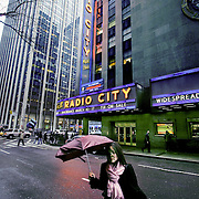 Radio City, New York, United States (March 2005)