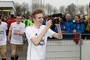 2019, April 17. IJFC, IJsselstein, The Netherlands. Creators FC - IJFC Legends.