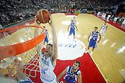 DESCRIZIONE : Roma Amichevole preparazione Eurobasket 2007 Italia Grecia <br /> GIOCATORE : Angelo Gigli<br /> SQUADRA : Nazionale Italia Uomini <br /> EVENTO : Amichevole preparazione Eurobasket 2007 Italia Grecia <br /> GARA : Italia Grecia <br /> DATA : 30/08/2007<br /> CATEGORIA : Special<br /> SPORT : Pallacanestro <br /> AUTORE : Agenzia Ciamillo-Castoria/S.Silvestri Galleria : Fip Nazionali 2007 <br /> Fotonotizia : Roma Amichevole preparazione Eurobasket 2007 Italia Grecia <br /> Predefinita :