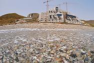 Alberto Carrera, Algarrobico Hotel, Illegally Built Hotel, Algarrobico Beach, Carboneras, Cabo de Gata-Níjar Natural Park, Biosphere Reserve, Almería, Andalucia, Spain, Europe