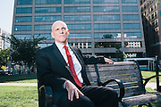"""Mark Vorsatz, the managing direct of WTAS LLC, a San Francisco-based tax-advisory firm founded by former Andersen partners. The firm has acquired the rights to the Andersen name and plans to rename itself """"AndersenTax."""" CREDIT: Lexey Swall for the Wall Street Journal                     SLUG: URBANIZE"""