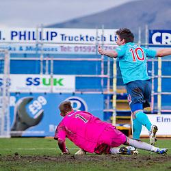 East Fife v Dunfermline   Scottish League One   1 February 2014