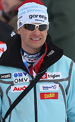 at Ladies` Pursuit 7,5 km Classic + 7,5 km Free at FIS Nordic World Ski Championships Liberec 2008, on February 21, 2009, in Vestec, Liberec, Czech Republic. (Photo by Vid Ponikvar / Sportida)