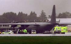 Auckland-Full emergency landing for RNZAF Hercules, Whenuapai