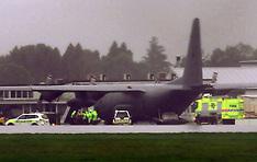 Auckland-Full emergency landing for RNZAF Hercules, Whenuapai