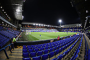 A general view of the stadium during the EFL Sky Bet Championship match between Ipswich Town and Brighton and Hove Albion at Portman Road, Ipswich, England on 27 September 2016.