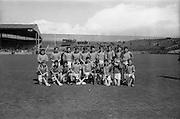 18/08/1968<br /> 08/18/1968<br /> 18 August 1968<br /> Under 16 Hurling Final: Down v Kildare at Croke Park, Dublin.<br /> The Under 16 Down team.