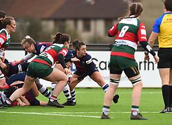 Rhi Parker of Bristol Bears Women - Mandatory by-line: Paul Knight/JMP - 11/01/2020 - RUGBY - Shaftesbury Park - Bristol, England - Bristol Bears Women v Firwood Waterloo Women - Tyrrells Premier 15s