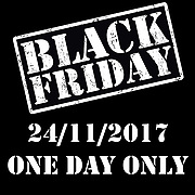 Black Friday Sale - Now On!