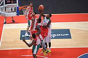 Brooks Jeff, Abass Awudu<br /> Nazionale Senior maschile<br /> Allenamento<br /> World Qualifying Round 2019<br /> Bologna 12/09/2018<br /> Foto  Ciamillo-Castoria / Giuliociamillo