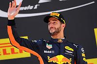 Barcellona - Gran Premio di Spagna - nella foto: Daniel Ricciardo  - Red Bull     - Formula 1