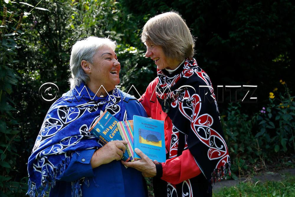 Cathie Koa Dunsford and Karin Meissenburg