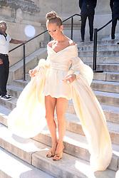 Alexandre Vauthier fashion show. 02 Jul 2019 Pictured: Celine Dion. Photo credit: AFPS/MEGA TheMegaAgency.com +1 888 505 6342