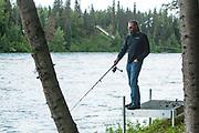 fishing the Kenai River