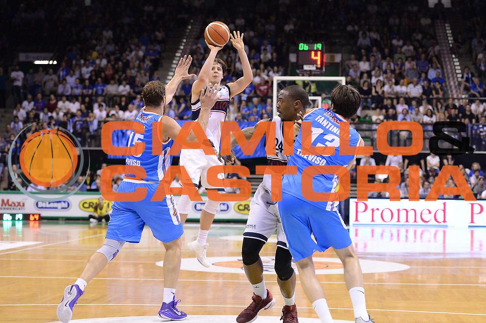 Montano<br /> Treviso 17 Maggio  2017 -<br /> Campionato Basket Legadue - Play Off quarti Gara 2 - Treviso Basket  vs Kontatto Fortitudo Bologna<br /> Foto Ciamillo/Michele Gregolin