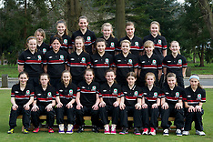 130320 Wales Girls U16's Headshots