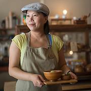 Chun Barley and Market