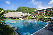 Radisson Resort, Tahiti, French Polynesia<br />