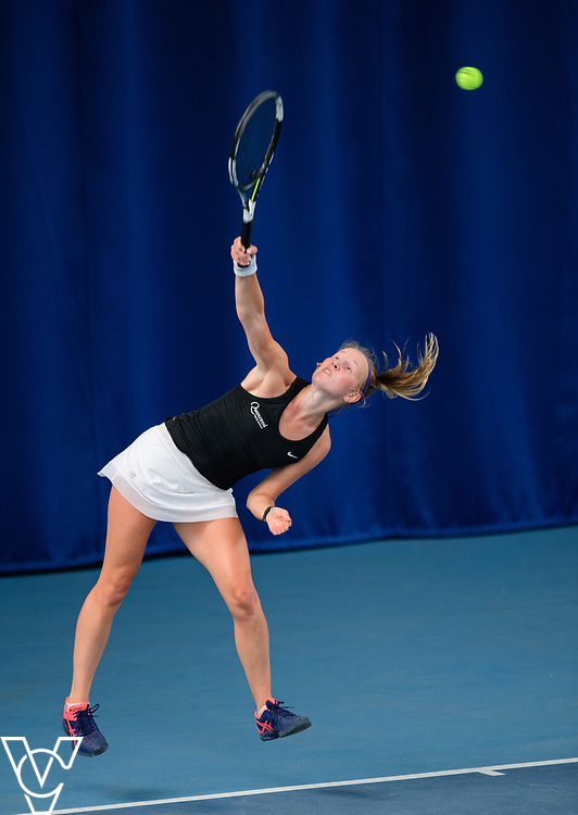 Team Tennis Schools National Championships Finals 2017 held at Nottingham Tennis Centre.  Queenswood School [1]<br /> <br /> Picture: Chris Vaughan Photography for the LTA<br /> Date: July 12, 2017