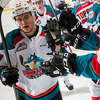 030117 Prince George Cougars at Kelowna Rockets
