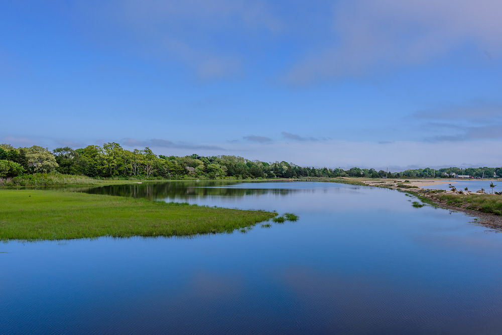 Marsh, Noyack Bay, Sag Harbor, NY