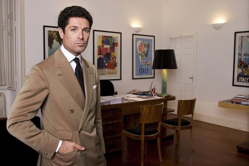 Matteo Marzotto Imprenditore Matteo Marzotto entrepreneur