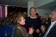 JULIE WALTERS; NIGEL PLANER; HENRY GOODMAN, The Actors Centre's 30th Birthday Party. 1a Tower St, Covent Garden. London. 2nd November<br />
