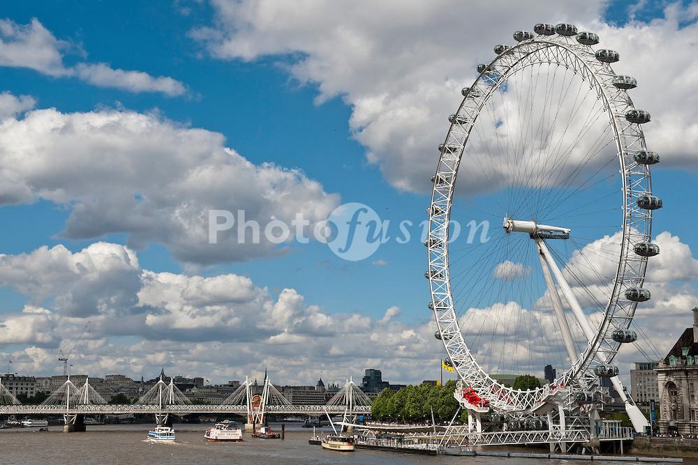 BA London Eye; London UK 2010