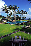 Sea Cottages, Hana Hotel, Hana Coast, Maui, Hawaii (no property release)<br />