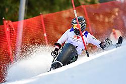 GFATTERHOFER Markus, LW10-1, AUT, Slalom at the WPAS_2019 Alpine Skiing World Cup Finals, Morzine, France