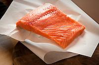 Salmon filet, Ketchikan, Alaska