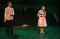 St Paul's School dress rehearsal for Batboy the Musical May 22, 2013.  Karen Bobotas Photographer