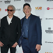London, England, UK. 21th September 2017. Elliot Grove,J. K. Simmons attend Raindance Film Premiere of 'I'm Not Here', starring J.K. Simmons