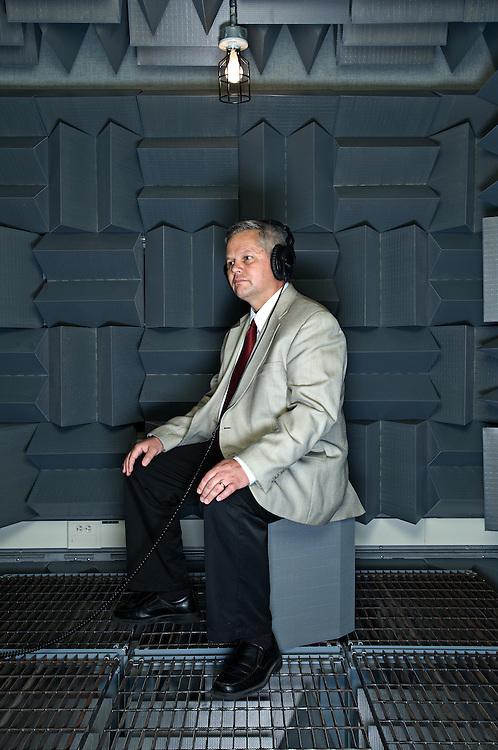 Ken Pugh, President, Director of Research, Senior Scientist, Haskins Laboratories