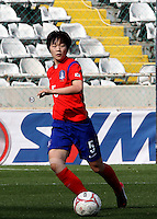 Fifa Womans World Cup Canada 2015 - Preview //<br /> Cyprus Cup 2015 Tournament ( Gsp Stadium Nicosia - Cyprus ) - <br /> South Korea vs Italy 1-2 , Kim Doyeon of South Korea