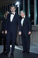King Felipe VI of Spain attends the 'Mariano de Cavia', 'Luca de Tena' and 'Mingote' Journalism Awards Dinner at Casa de ABC on December 17, 2018 in Madrid, Spain