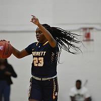 Women's Basketball: Virginia Wesleyan University Marlins vs. Averett University Cougars