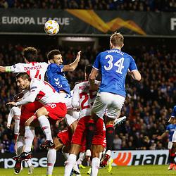 Rangers v Spartak Moscow, Europa League, 25 October 2018