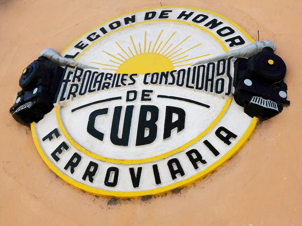 Ferroviaria Legion de Honor in Camaguey, Cuba.