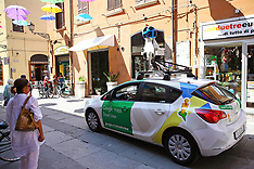 20160705 GOOGLE CAR DI GOOGLE STREET VIEW