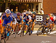 Radsport bike races 2017, West Reading ,pro women's race