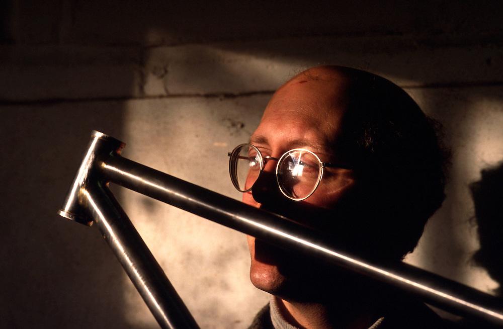 Greg Fuquay framebuilder
