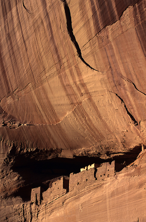 Canyon de Chelly, Arizona, USA.