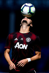 Andreas Pereira of Manchester United - Mandatory by-line: Robbie Stephenson/JMP - 21/04/2019 - FOOTBALL - Goodison Park - Liverpool, England - Everton v Manchester United - Premier League