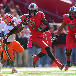 2012 NCAA Football - Syracuse 15, Rutgers 23