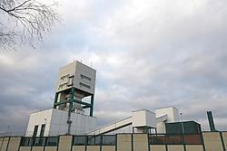 Teil der oberirdischen Anlage des Erkundungsbergwerks in Gorleben.<br /> <br /> Ort: Gorleben<br /> Copyright: Andreas Conradt<br /> Quelle: PubliXviewinG