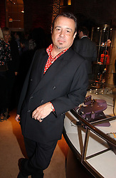 HAMISH McALPINE at a party to celebrate 100 years of Chinese Cinema hosted by Shangri-la Hotels and Tartan Films at Asprey, New Bond Street, London on 25th April 2006.<br /><br />NON EXCLUSIVE - WORLD RIGHTS