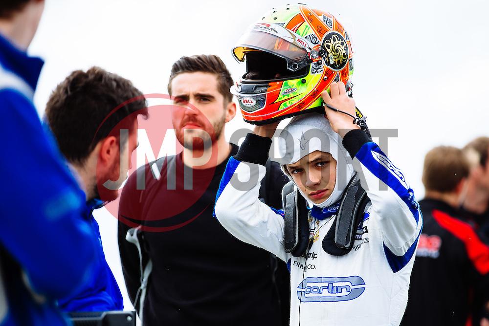Lando Norris | #31 Carlin | MSA Formula Championship | Race 1 - Mandatory byline: Rogan Thomson/JMP - 07966 386802 - 22/08/2015 - MOTORSPORT - Knockhill Racing Circuit - Dunfermline, Scotland - BTCC Meeting Day 1.