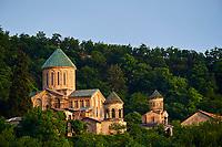 Georgie, Koutaissi,  monastère de Gelati, patrimoine mondial de l'UNESCO // Georgia, Kutaisi, Gelati monastery, UNESCO world heritage